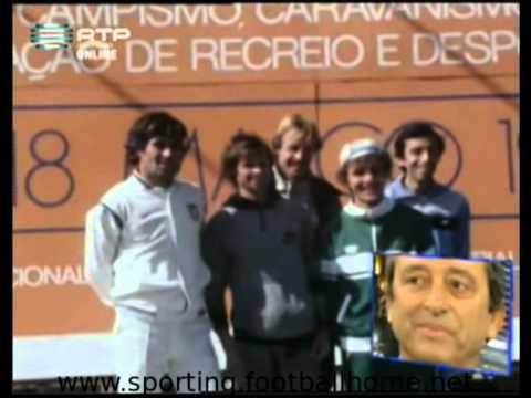 Atletismo :: Sporting campeão nacional de corta mato em 1984 (18/03/1984)