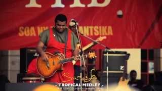 """""""Tropical Medley"""" de SAMOËLA (THB TOUR 2011 - 2013)"""