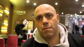 ADAM BOOTH ON RYAN BURNETT, SHANE McGUIGAN TRAINING DAVID HAYE & WOULD ALSO BACK HAYE TO BEAT JOSHUA
