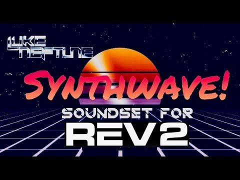 Luke Neptune's Synthwave Soundset for Rev2