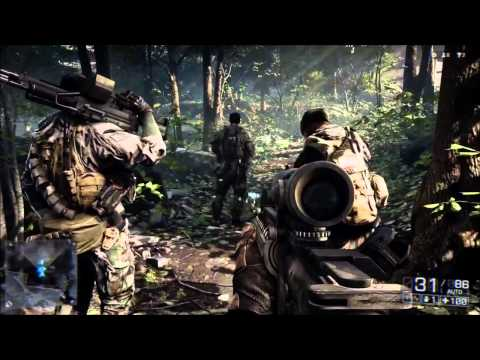 FROSTBITE 3 (Battlefield 4)