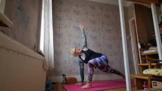 Yoga for a Festive Pandemic