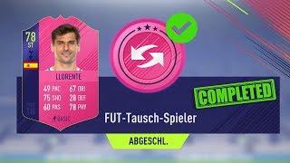 """FIFA 18 SQUAD BUILDER CHALLENGE """"FUT-Tausch-Spieler""""  ft. Weekly und Monthly Weekend League Rewards"""