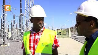 Loiyangalani wind power project finally operational