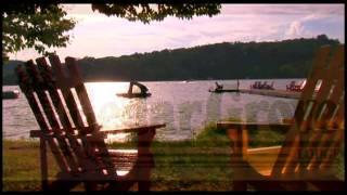 Your Muskoka Chair Awaits You At Cedar Grove Lodge...