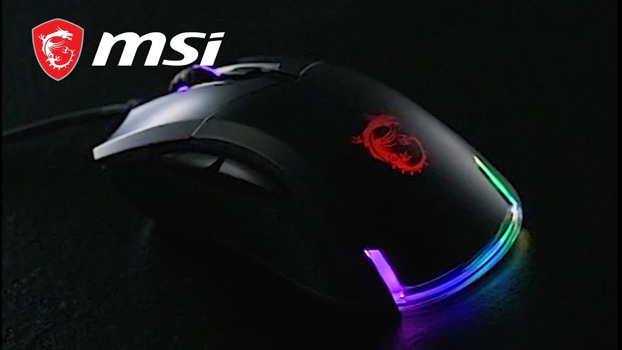 MSI CLUTCH GM50 – Born For FPS Gamers | Gaming Gear | MSI