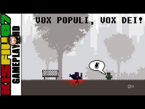 Vox Populi Vox Dei A Werewolf Thriller Gameplay Pc Hd Youtube