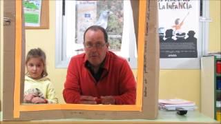 Entrevista al profesor Don Pedro del CEIP  Ariñez