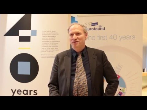 Interview with Detlef Eckert, Director Skills, DG Employment, Social Affairs and Inclusion