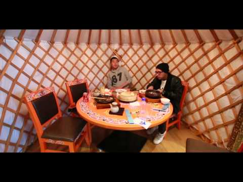 Hip-Hoppin' Asia:The Saga Continues: Mongolia's Traditional Food Extended