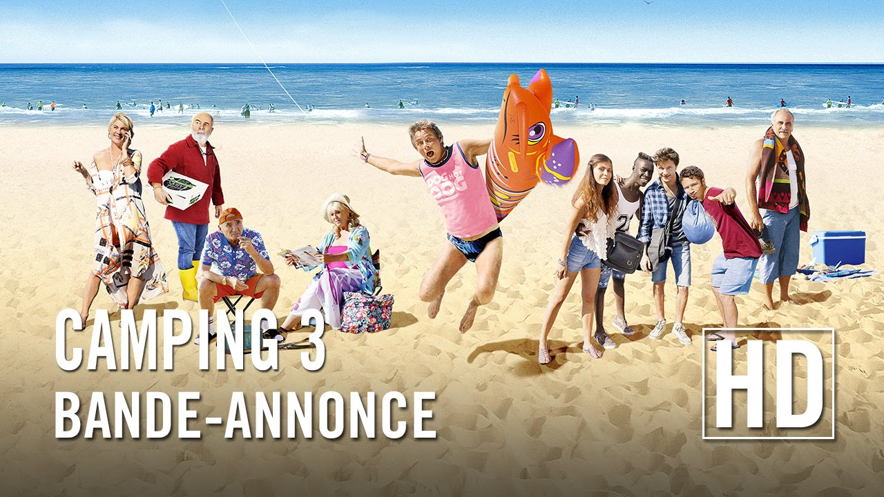 Camping 3 - Bande-annonce officielle HD