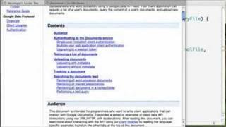 Zend Framework Google data PHP Client Update Mp3