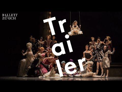 Trailer - Nussknacker und Mausekönig - Ballett Zürich