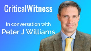 #30 Dr Peter J Williams - Can we trust the gospels? - Critical Witness