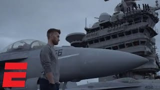 Teamwork the driving force behind USS Carl Vinson | Veterans Day