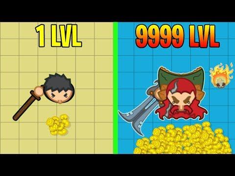 Yohoho.io UNLIMITED GOLD HACK! MAX LEVEL ISLAND + *NEW* HEALING PETS (New Battle Royale IO Game)