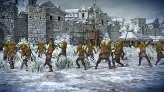 Total War Battles: Kingdom — трейлер открытого бета-теста