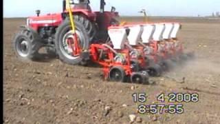 Cansa Tarım Makinaları Diskli Ekim