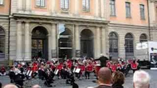 Military Orchestra on Gamla Stan (Stockholm)