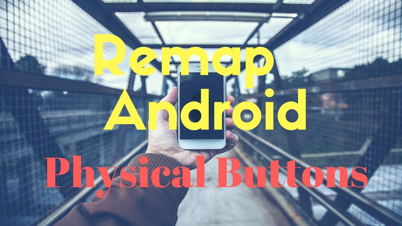Remap Soft Keys Android