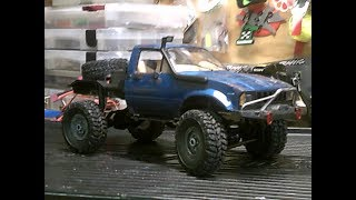 YOU WANT TO WATCH THIS!!!  Unboxing of the WPL 1/16 Toyota Hilux Crawler