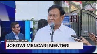 Ini yang Akan Terjadi Jika Prabowo Jadi Menteri?#LayarDemokrasi