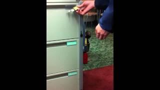 File Cabinet Lock Bar Video.MOV