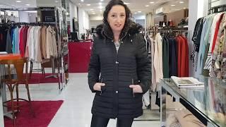 76d101330 Jaqueta Estofada Alonga Forro Apeluciado Safira Fashion