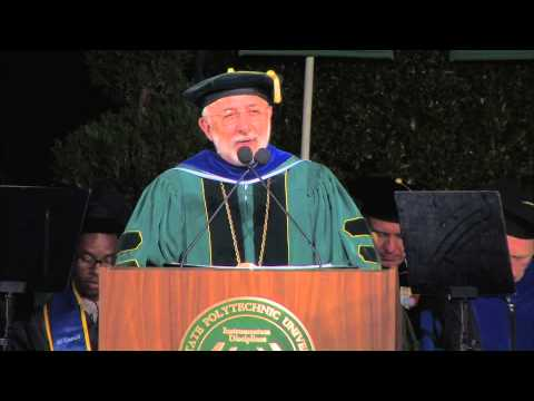 Cal Poly Pomona Commencement 2014 - College of Agriculture