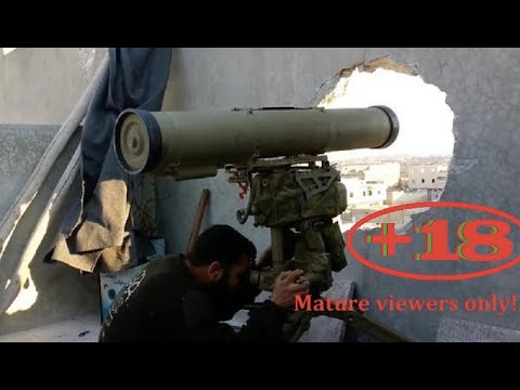 Jihadists using Anti-Tank