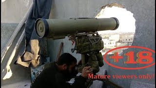 Jihadists using Anti-Tank Guided Missiles | First half of January 2020 | Syria
