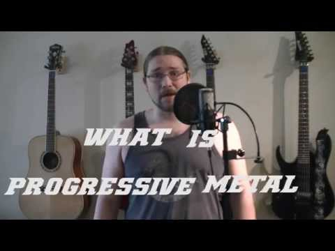 What is Progressive Metal? GET LEARNT!   Mike The Music Snob Ep 1