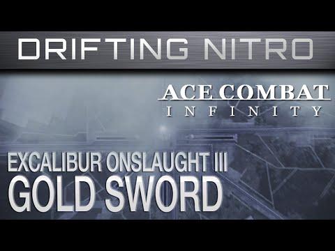 Excalibur Onslaught Iii Team Reddit Sortie Ace Combat Infinity