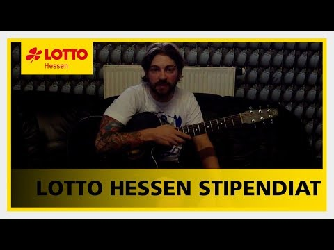 LOTTO Hessen-Stipendiat Sven Frey - Fly me to the moon