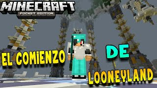 La Serie Que Superará A Surviland !!! | Entraste a LooneyLand? | LooneyLand Serie Cap#1