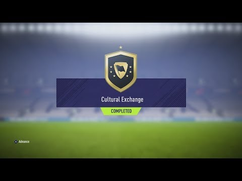 FIFA 18 | CULTURAL EXCHANGE SBC | CHEAPEST METHOD!!!