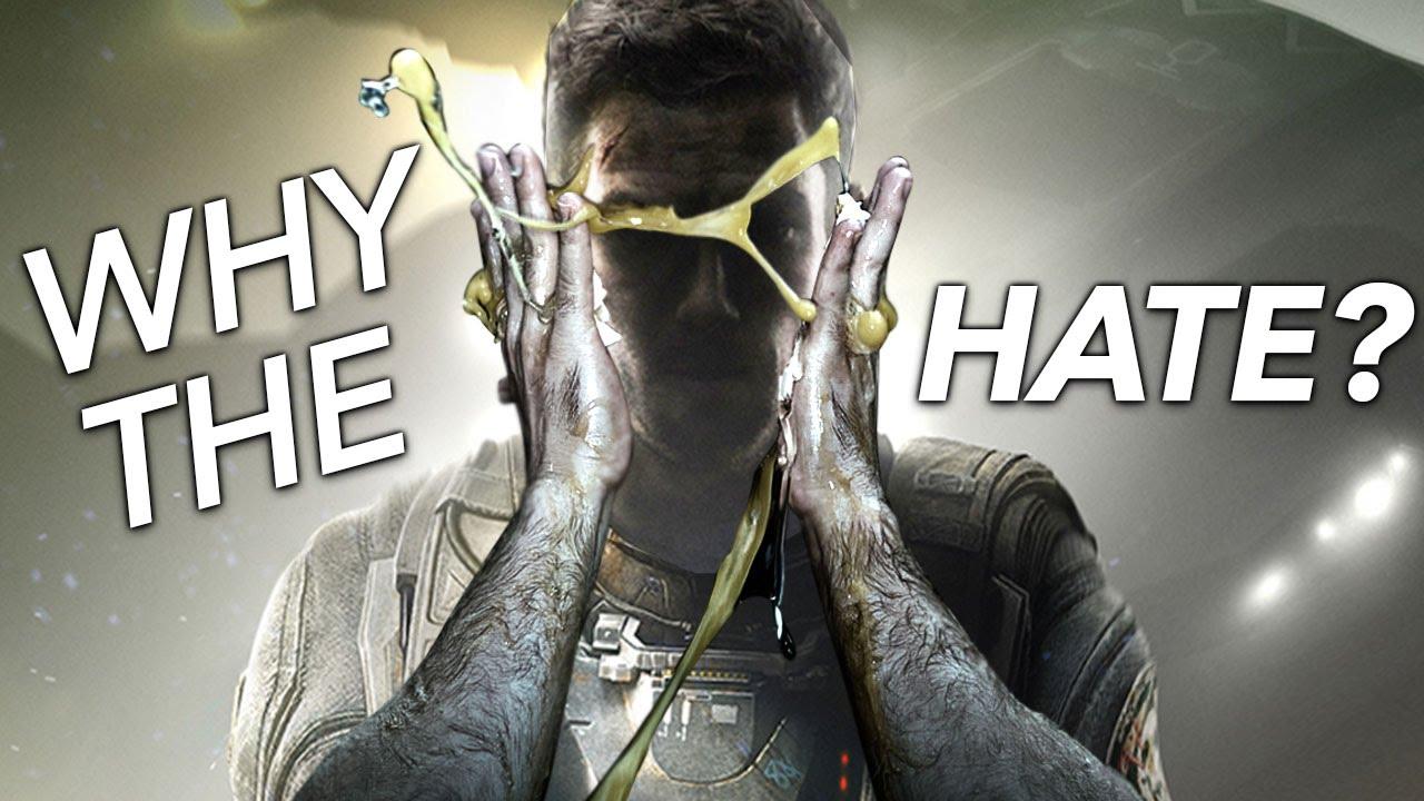 Why Is COD Infinite Warfare Getting So Much HATE?