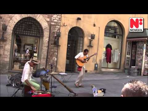Jazz in Perugia, Italy