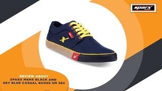 Sparx Mens Casual Shoes SM 283 Review