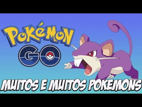 Pokémon GO - COMO EVOLUIR OS POKEMONS
