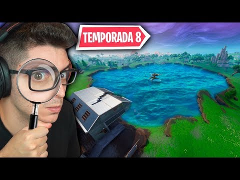NOVA CIDADE AQUATICA NA TEMPORADA 8 DO FORTNITE?? thumbnail