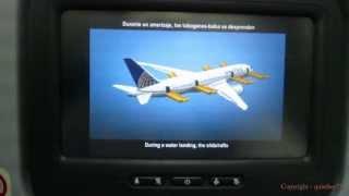 United Airways Boeing 787-8 Dreamliner Inside Tour - Boarding  Canon s110