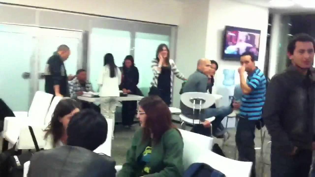 Denisse En Las Oficinas De Xango Mexico Youtube