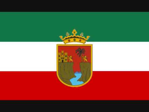 himno y bandera de Chiapas