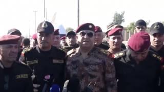 معركة الموصل.. القوات العراقية تقاتل داخل المدينة شرقا والجبهة الجنوبية تنذر بالأعنف