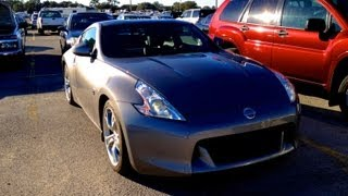 Nissan 370Z Coupe 2012 Videos