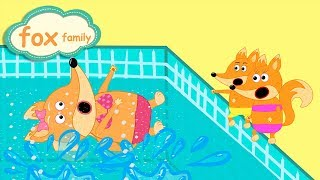 Fox Family and Friends new funny cartoon for Kids Full Episode #17