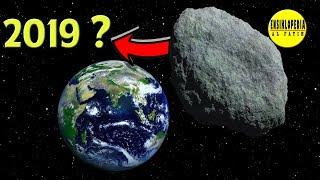 NASA : Prediksi Tahun 2019 Akan Ada Meteor Raksasa Menghantam Dan Menghancurkan Bumi