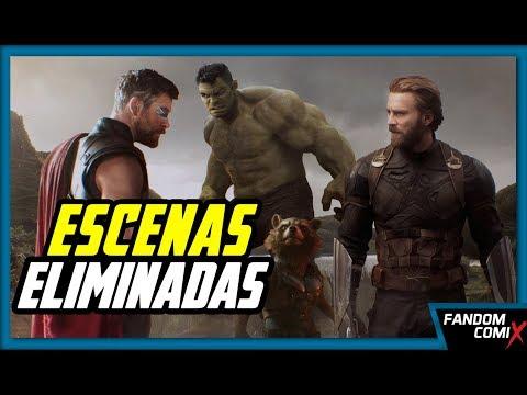 Infinity War: Escenas Eliminadas