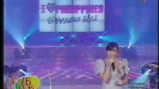Biyahe Tayo (LIVE) - Regine Velasquez